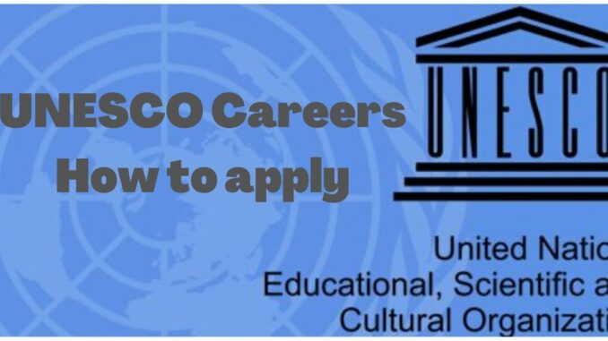 UNESCO Jobs - Global Jobs