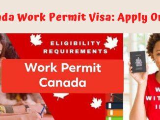 Canada work permit Global Jobs