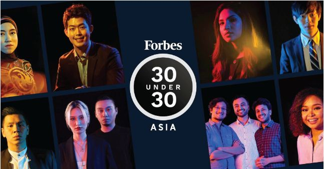 Forbes 30 Under 30; Global Jobs