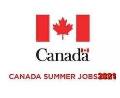 Canada Summer Job 2021