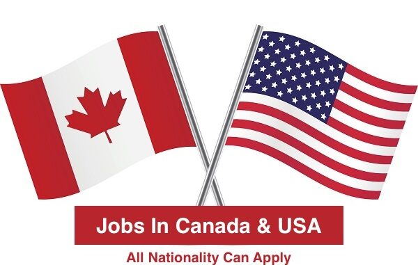 2021 New Jobs in America and Canada; Apply online Now